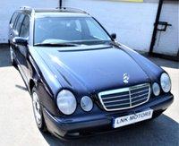 2000 MERCEDES-BENZ E CLASS 2.0 E200 KOMPRESSOR CLASSIC 5d AUTO 163 BHP £2150.00