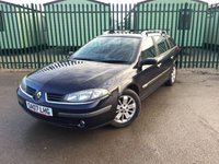 USED 2007 07 RENAULT LAGUNA 1.9 EXPRESSION NAV DCI FAP 5d 130 BHP AIR CON ALLOYS MOT 06/18 SATELLITE NAVIGATION. STUNNING BLUE MET WITH GREY CLOTH TRIM. 16 INCH ALLOYS. COLOUR CODED TRIMS. AIR CON. R/CD PLAYER. MOT 06/18. SERVICE HISTORY. AGE/MILEAGE RELATED SALE. TEL 01937 849492