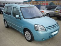 2004 CITROEN BERLINGO}