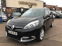 USED 2014 14 RENAULT GRAND SCENIC 1.6 DYNAMIQUE TOMTOM DCI S/S 5d 130 BHP