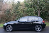 USED 2012 62 BMW 1 SERIES 1.6 114I SPORT 5d 101 BHP