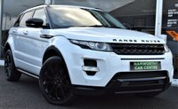 USED 2012 62 LAND ROVER RANGE ROVER EVOQUE 2.2 SD4 DYNAMIC 5d AUTO 190 BHP BLACK STYLING PACK