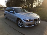 USED 2015 64 BMW 3 SERIES 2.0 320D EFFICIENTDYNAMICS BUSINESS TOURING 5d AUTO 161 BHP  PLEASE CALL TO VIEW