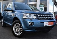 2013 LAND ROVER FREELANDER 2.2 TD4 XS 5d 4X4 150 BHP 6 SPEED £13490.00