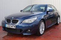 2009 BMW 5 SERIES 2.0 520D M SPORT 4d AUTO 175 BHP £7995.00