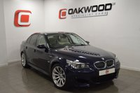 2006 BMW M5 5.0 V10 SMG 507 BHP *LOW MILES* £18995.00