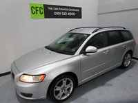 USED 2009 59 VOLVO V50 1.6 D DRIVE SE BUY FOR ONLY £18 A WEEK *FINANCE* BUY FOR ONLY £18 A WEEK *FINANCE* £0 DEPOSIT AVAILABLE