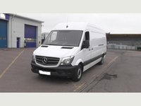 2015 MERCEDES-BENZ SPRINTER 313 Cdi LWB 129ps £14150.00