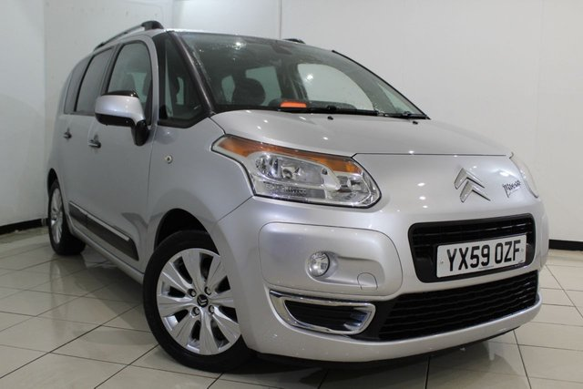 View our 2009 59 CITROEN C3 PICASSO 1.6 PICASSO EXCLUSIVE HDI 5DR 90 BHP