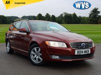 2014 VOLVO V70 1.6 D2 BUSINESS EDITION 5d 113 BHP £10999.00