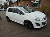 USED 2012 62 VAUXHALL CORSA 1.2 LIMITED EDITION 5d 83 BHP