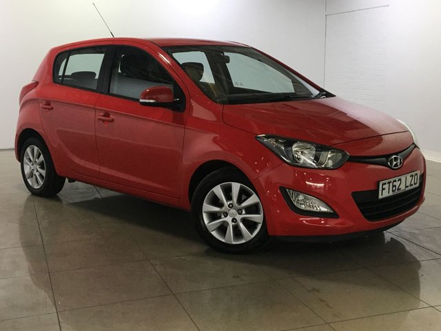 View our 2012 62 HYUNDAI I20 1.2 ACTIVE 5d 84 BHP