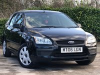 2006 FORD FOCUS 1.6 LX 5d 100 BHP £SOLD