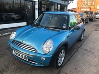 2004 MINI HATCH ONE}