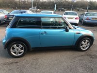 USED 2004 54 MINI HATCH ONE 1.6 ONE 3d 89 BHP