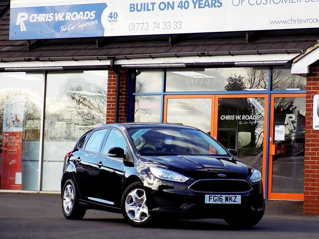 USED 2016 16 FORD FOCUS 1.0 STYLE 5d 100 BHP ** Save Pounds On New **