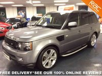 USED 2012 62 LAND ROVER RANGE ROVER SPORT SDV6 HSE WITH LUXURY PACK F.L.S.H - FACELIFT MODEL - STUNNING EXAMPLE - HUGE SPEC