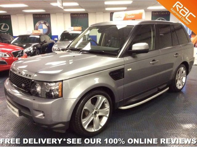 2012 62 LAND ROVER RANGE ROVER SPORT SDV6 HSE WITH LUXURY PACK