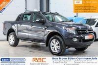 2015 FORD RANGER 3.2 WILDTRAK 4X4 DCB TDCI 1d AUTO 197 BHP £16195.00