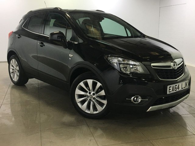 View our 2014 64 VAUXHALL MOKKA 1.4 SE S/S 5d 138 BHP