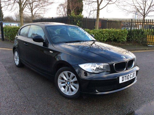 2010 10 BMW 1 SERIES 2.0 116D ES 3d 114 BHP