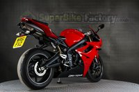 USED 2011 61 TRIUMPH DAYTONA 675cc  GOOD BAD CREDIT ACCEPTED, NATIONWIDE DELIVERY,APPLY NOW