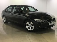 USED 2014 64 BMW 3 SERIES 2.0 320D EFFICIENTDYNAMICS 4d 161 BHP 1 Owner/Sat Nav/Bluetooth
