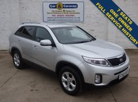 USED 2013 KIA SORENTO 2.2 CRDI KX-2 5d 194 BHP One Owner Full History 7 Seats 0% Deposit Finance Available