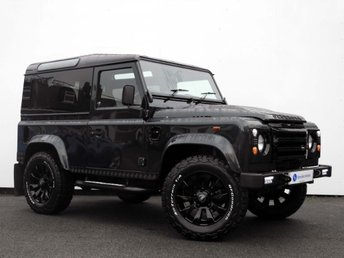 2015 LAND ROVER DEFENDER 2.2 90 TD URBAN TRUCK 1d 122 BHP £SOLD