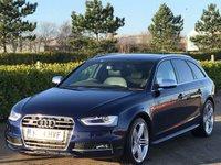 2014 AUDI A4 3.0 S4 AVANT QUATTRO 5d AUTO 329 BHP £24995.00