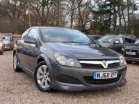 USED 2010 60 VAUXHALL ASTRA 1.4 i 16v Sport Sport Hatch 3dr XP + FULL SERVICE HISTORY +