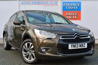 USED 2013 13 CITROEN DS4 1.6 HDI DSIGN 5d 110 BHP TWO FORMER KEEPERS
