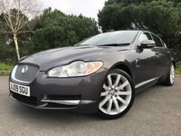 USED 2009 09 JAGUAR XF 3.0 V6 PREMIUM LUXURY 4d AUTO 240 BHP VERY WELL LOOKED AFTER XF PREMIUM LUXURY WITH FSH