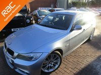 USED 2009 F BMW 3 SERIES 2.0 318I M SPORT 4d 141 BHP BUY THIS CAR FROM £30 PER WEEK £0 DEOSIT