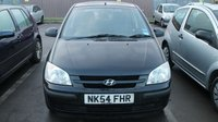USED 2004 54 HYUNDAI GETZ 1.3 GSI 5d 81 BHP CLEARANCE AS IS . NOT AVAILABLE ON FINANCE