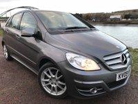 2009 MERCEDES-BENZ B CLASS 2.0 B180 CDI SPORT 5d AUTO 109 BHP £5990.00