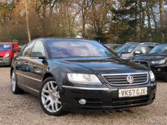 2007 VOLKSWAGEN PHAETON 3.0 TDI V6 4Motion 4dr (5 Seats) £4890.00