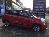 USED 2014 64 FIAT 500L 1.2 MULTIJET LOUNGE 5d 85 BHP, only 41000 miles ***GREAT FINANCE DEALS AVAILABLE***
