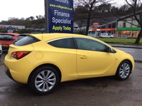 USED 2013 13 VAUXHALL ASTRA 2.0 GTC SRI CDTI S/S 3d 162 BHP, only 25000 miles ***GREAT FINANCE DEALS AVAILABLE***