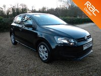USED 2010 60 VOLKSWAGEN POLO 1.2 S 5d 60 BHP Nice Miles Low Insurance Group, Air Con