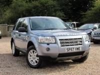 USED 2007 57 LAND ROVER FREELANDER 2.2 TD4 GS 5dr 74,000miles + SERVICE HISTORY