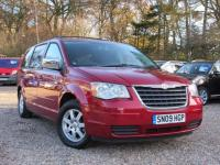 USED 2009 09 CHRYSLER GRAND VOYAGER 2.8 CRD LX 5dr + FULL SERVICE HISTORY +