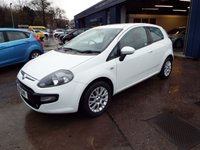 USED 2011 11 FIAT PUNTO EVO 1.2 MYLIFE 3d 68 BHP FULL SERVICE HISTORY