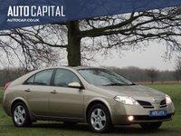 2004 NISSAN PRIMERA 2.0 SE 5d AUTO 139 BHP £2490.00