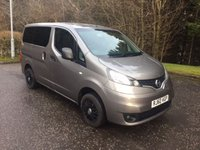 USED 2011 60 NISSAN NV200 1.5 DCI SE COMBI 5d 89 BHP 6 MONTHS PARTS+ LABOUR WARRANTY+AA COVER