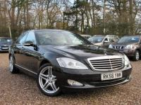 USED 2006 56 MERCEDES-BENZ S CLASS 3.0 S320 CDI 7G-Tronic 4dr + NOW SOLD +