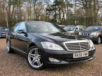 2006 MERCEDES-BENZ S CLASS 3.0 S320 CDI 7G-Tronic 4dr £SOLD
