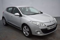 USED 2012 62 RENAULT MEGANE 1.5 III DYNAMIQUE DCI 110 5d 109 BHP