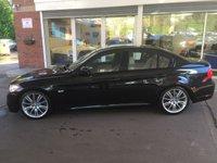 2011 BMW 3 SERIES 3.0 330D M SPORT 4d 242 BHP £10975.00