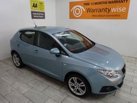 2010 SEAT IBIZA